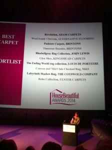 2014 Shortlist