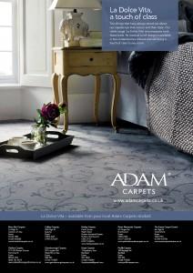 K9583_Adam Carpets_Dolce-Vita-full page ad-essex-life