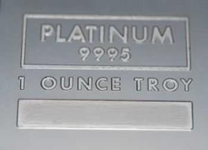FW122 Pendock Platinum
