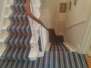 Castlemead Velvet Stripe - CVS14 High Seas