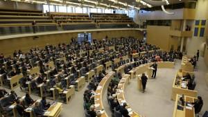 Swdeish Parliament 2
