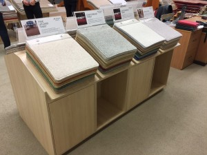 New Lecterns at Fenwicks, Newcastle